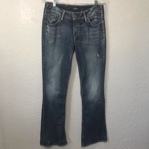 Silver Jeans Suki Bootcut W31/L33